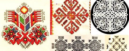 Древна соларна симболика на српским народним шарама… и још по неким…